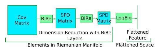 SPD Manifold Network