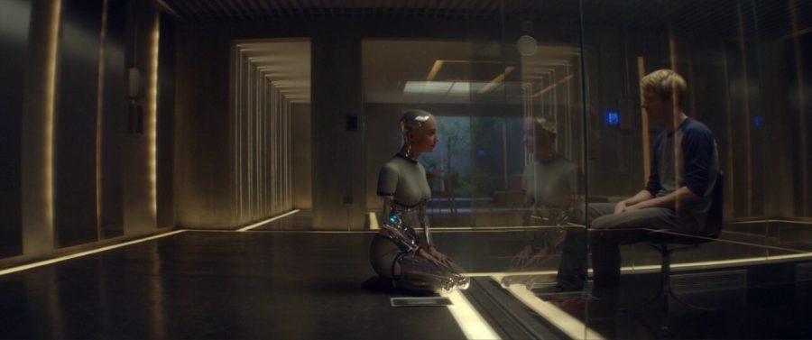 ex machina искусственный интеллект