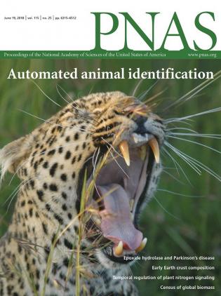 pnas распознавание живтоных в дикой природе