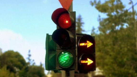 virtual traffic lights заменит светофоры