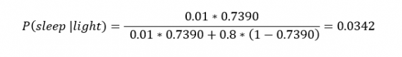 уточненная формула байеса