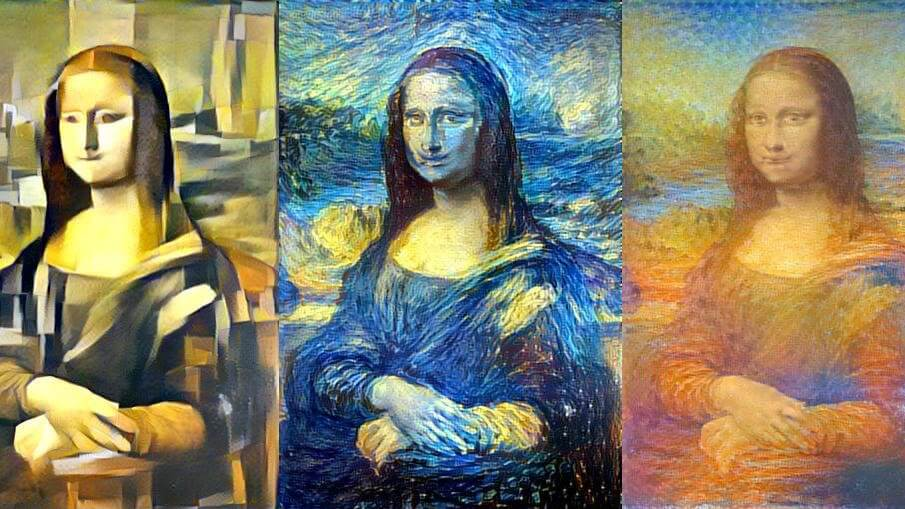 Neural Style Transfer Example