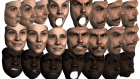 face texture synthesis