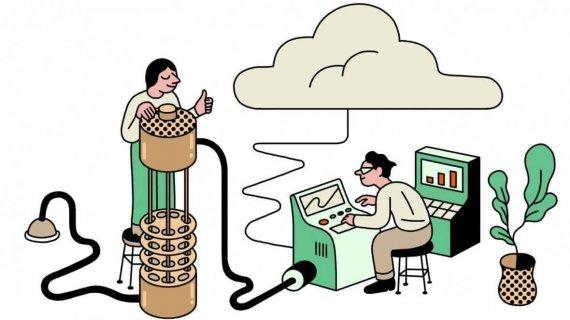 квантовые компьютеры - облачный сервис
