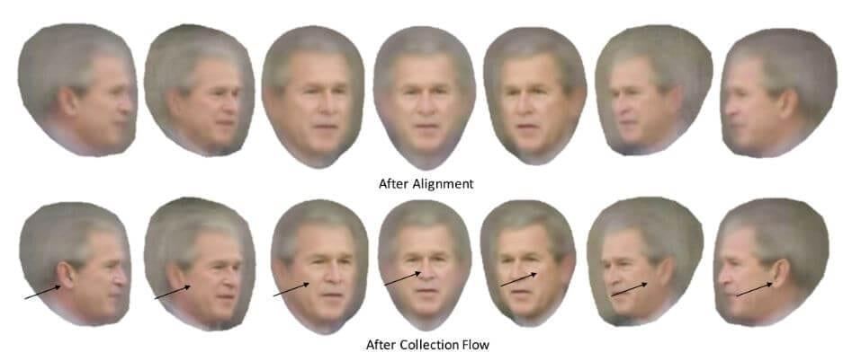 Head Reconstruction from Internet Photos