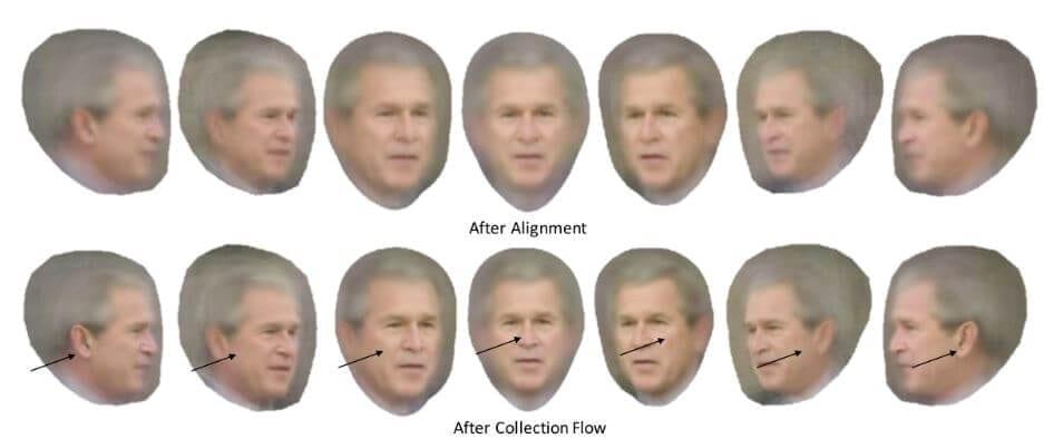 реконструкция 3D модели головы