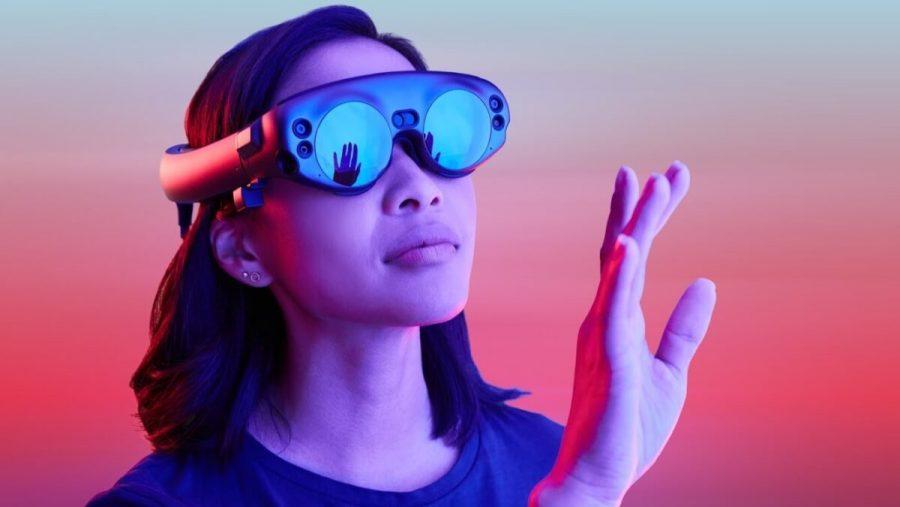 рынок AR VR 2022