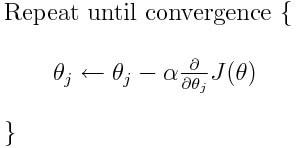 формула градиентный спуск