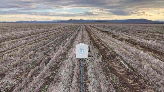 датчики контроля полива Австралия