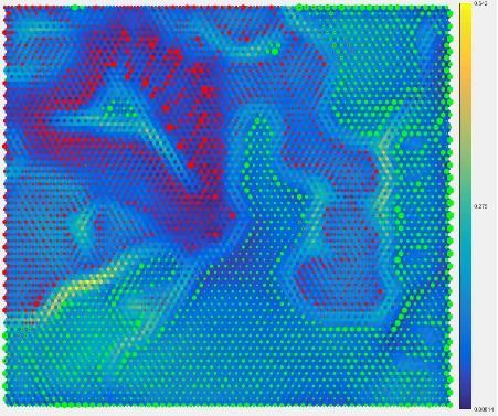 Кластеризация реакций слухового нерва на две фонемы