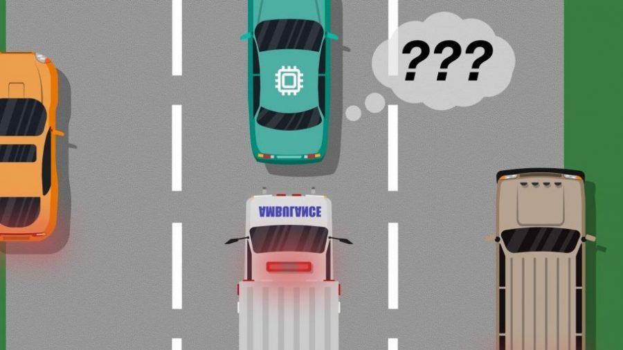 слепые зоны в обучении беспилотных автомобилей
