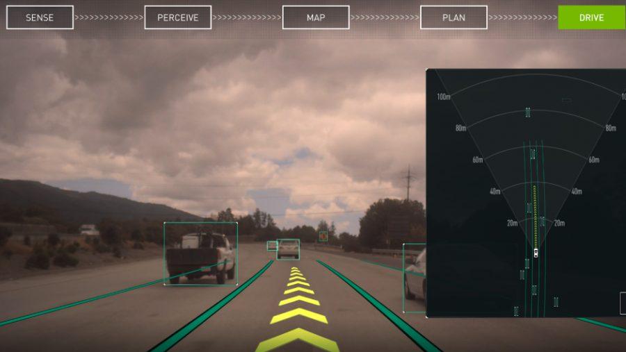 nvidia drive autopilot