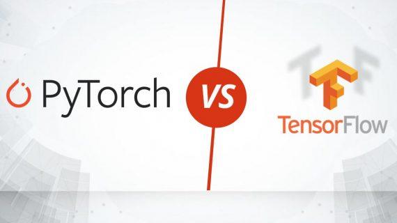 pytorch tensorflow сходства и отличия