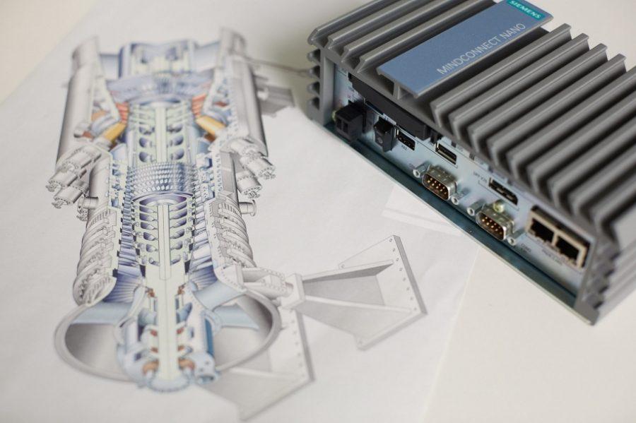 Siemens использует устройство GT-ACO в пилотных операциях для управления большими газовыми турбинами Siemens в США и Южной Корее