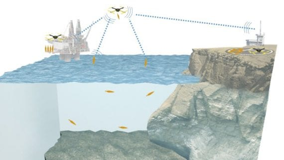 подводные планеры с ардуино
