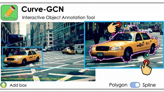 Curve-GCN annotation tool