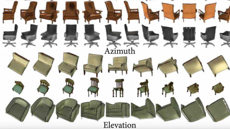 azimuth elevation gan