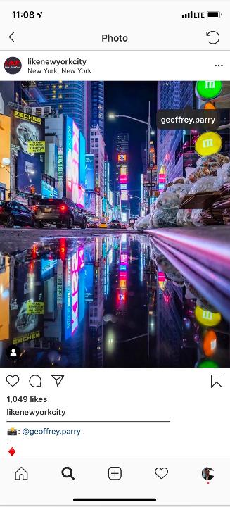 instagram machine learning