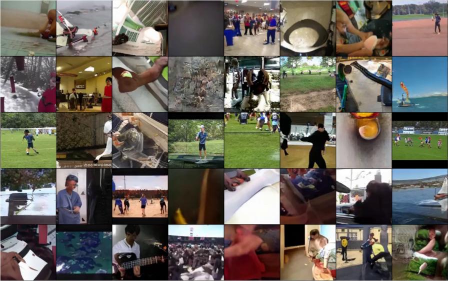 DVD-GAN: Deepmind's New Model Generates Realistic Videos